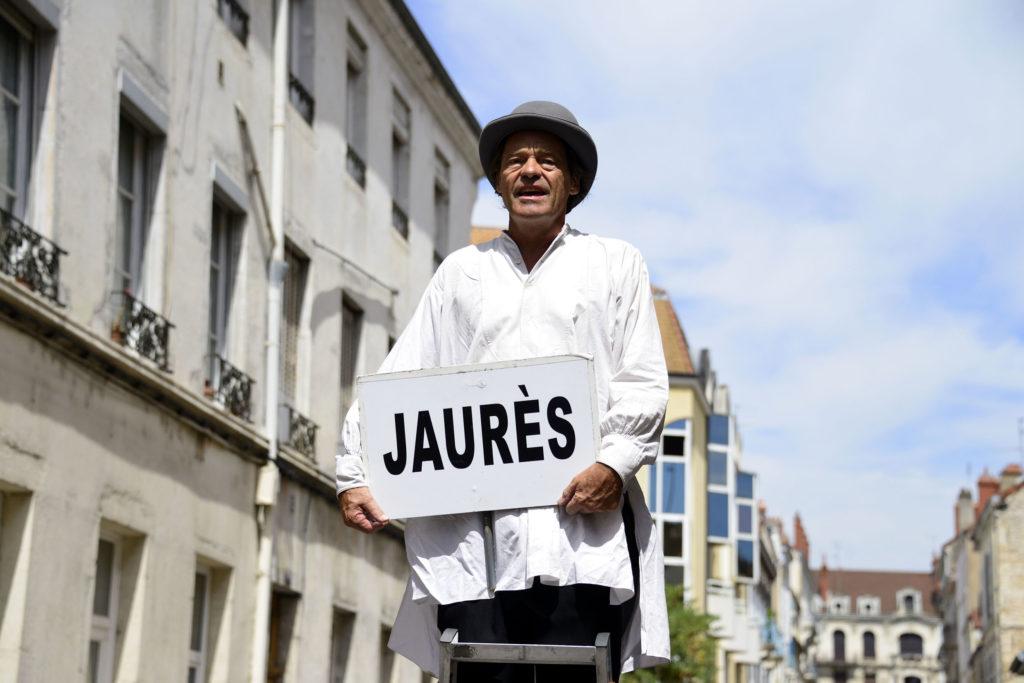 Rue jean jaures ©M.Wiart