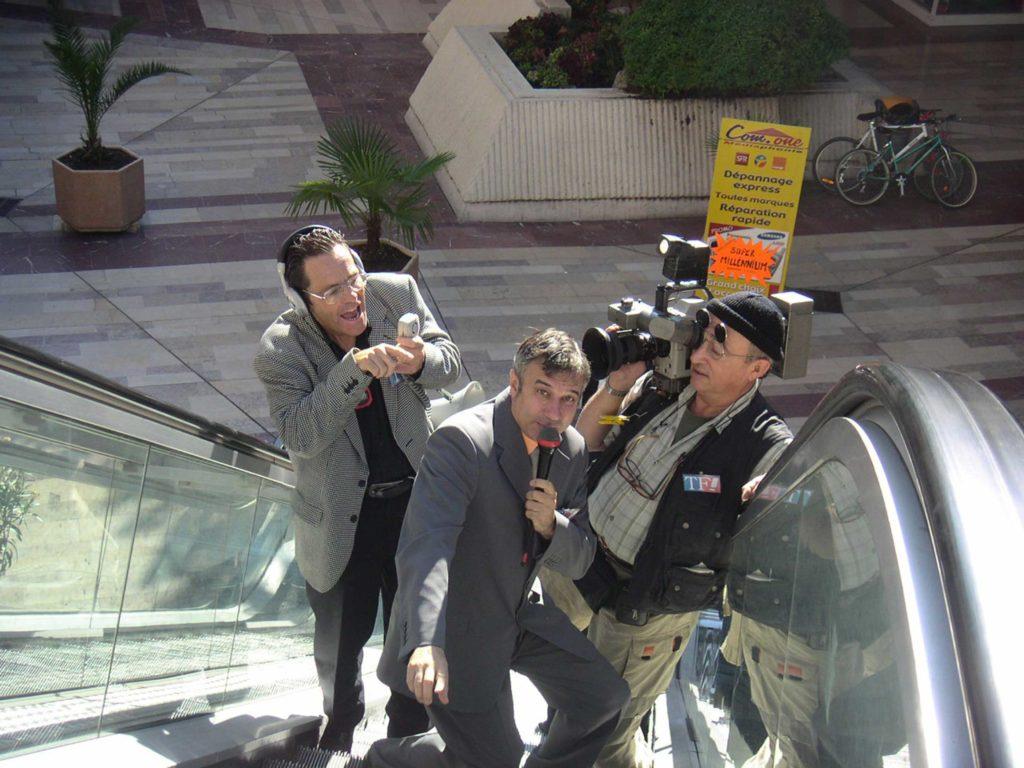 Trio TV © CIA